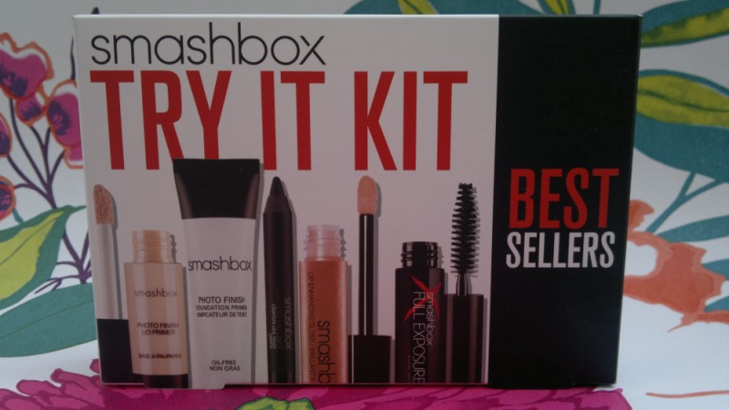 Smashbox Try It Kit | Packaging