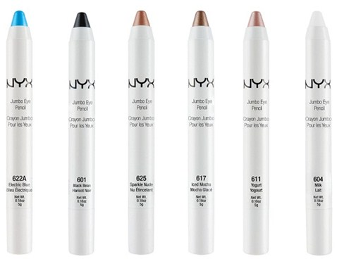 NYX Center Stage Collection Pencils