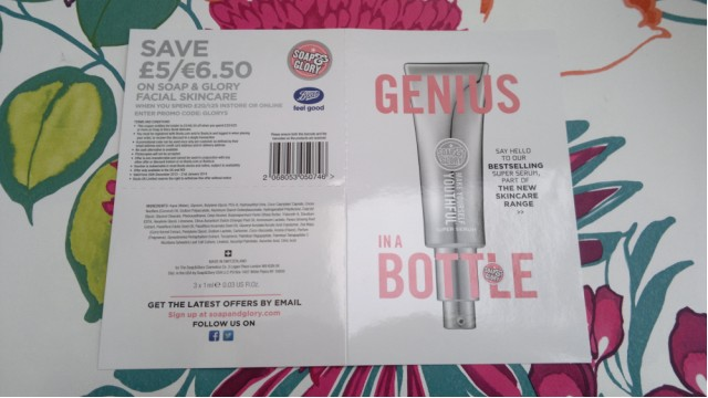 Soap & Glory | The Yule Monty Gift Set™ | Make Yourself Youthful™ Super Serum