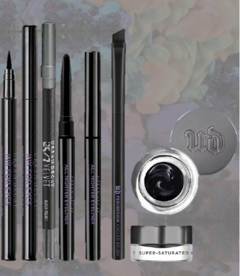 Urban Decay Brushes & Eye Liners