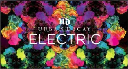 Urban Decay Electric Collection