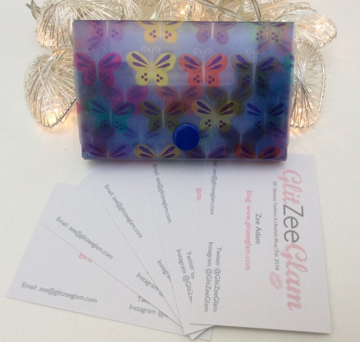 GlitZeeGlam Business Cards [640x480]