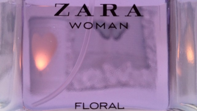 Zara Woman EDT Floral