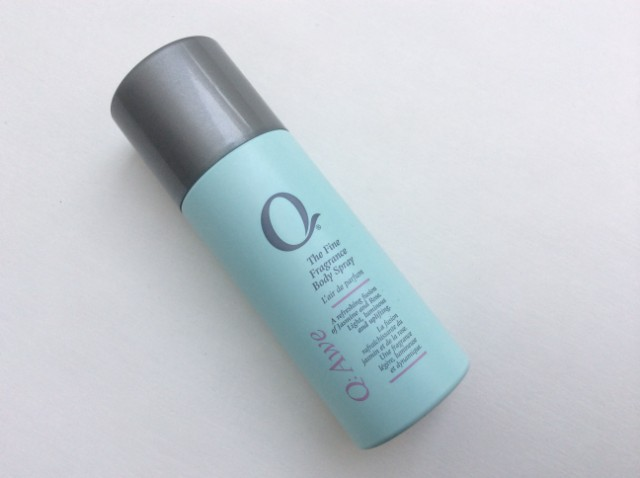 The Q Collection | The Fine Fragrance Body Spray in Awe | Review