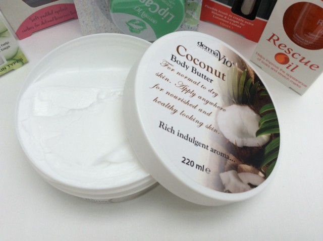 GlitZeeGlam | dermaV10 Coconut Body Butter | Review