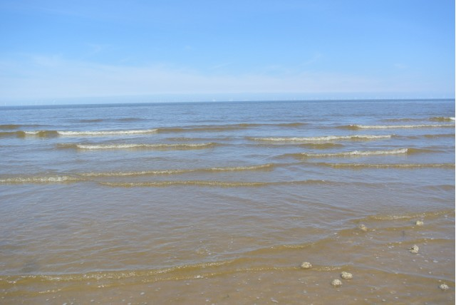 A Day at the Beach | Rhyl (Wales)