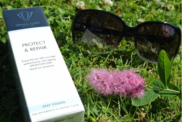 Crystal Clear Skincare Protect and Repair | Review