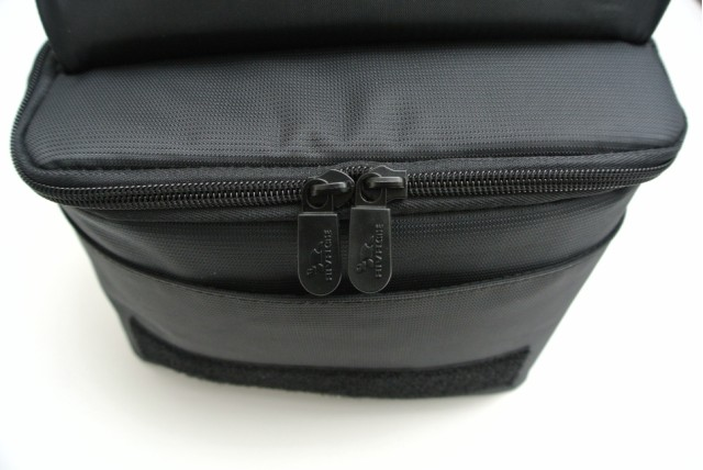 GlitZeeGlam | RivaCase 7303 (PS) Black SLR Camera Bag | Review