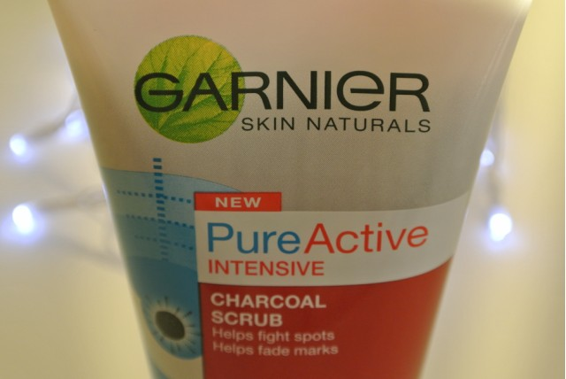 Garnier Pure Active Intensive Charcoal Scrub | Review