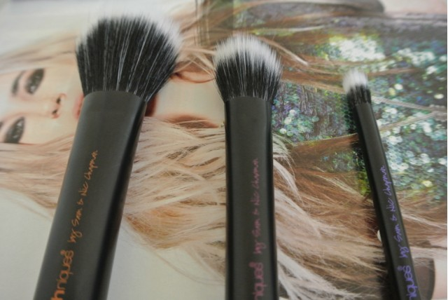 GlitZeeGlam | Real Techniques Limited Edition Duo Fibre Brush Collection | Review