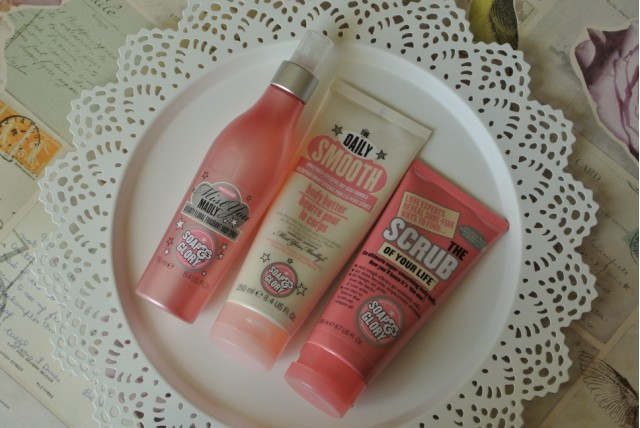 GlitZeeGlam | Soap and Glory | Winter Skincare Saviours