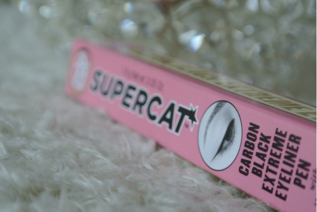 Supercat™ Carbon Black Extreme Eyeliner Pen| Review