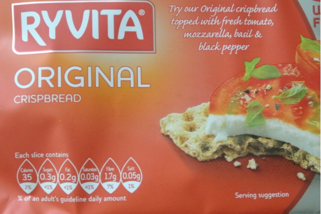 Ryvita Goodness | What I Love to Snack On