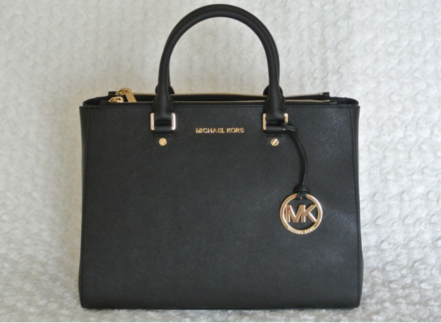 GlitZeeGlam | Michael Kors Sutton Large Leather Tote