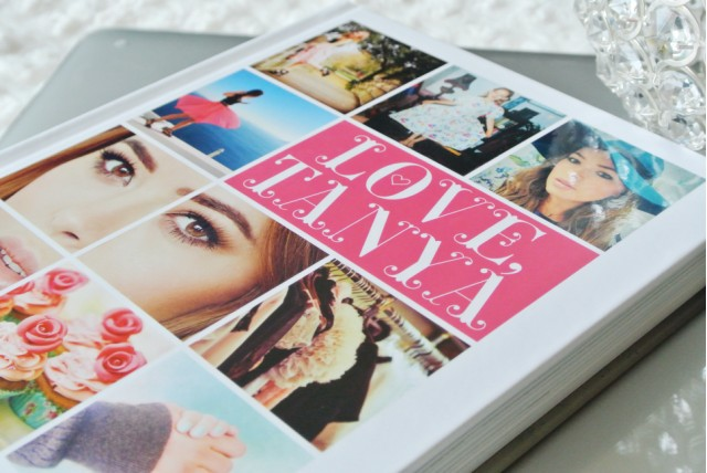 GlitZeeGlam | Love, Tanya by Tanya Burr | Book Review