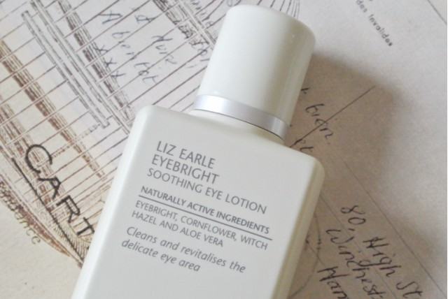 GlitZeeGlam | Liz Earle Eyebright™ Soothing Eye Lotion | Stage 3