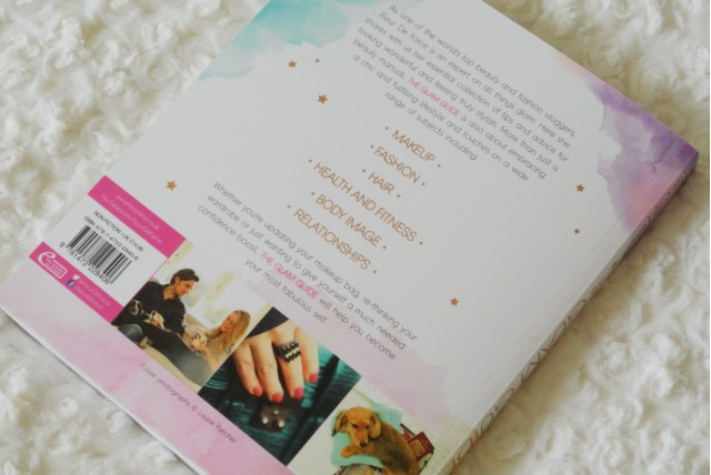 GlitZeeGlam | The Glam Guide by Fleur De Force | Book Review