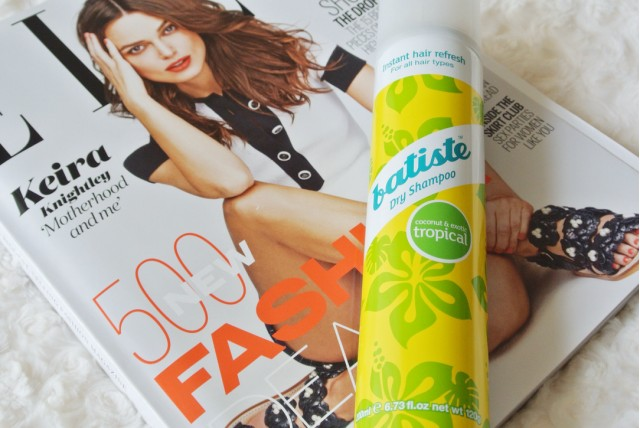 Batise Coconut & Exotic Tropical Dry Shampoo  Review