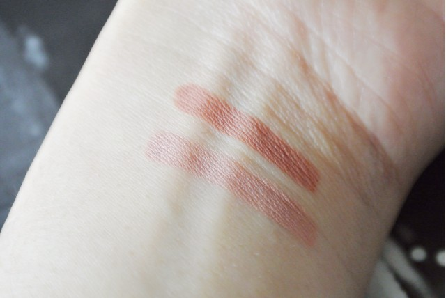 Max Factor Colour Elixir Lip Liners  Review & Swatches