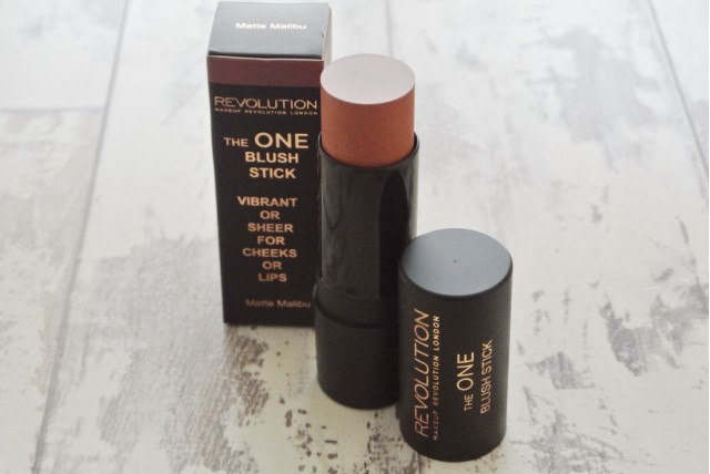 ... sculpt contour · makeup revolution the one blush stick matte malibu review ...