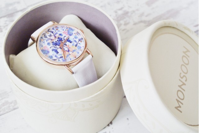 Monsoon Floral Watch (Olivia Burton Dupe)  Review