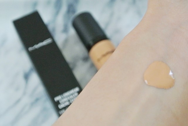 Mac Pro Longwear Concealer NC42 Review