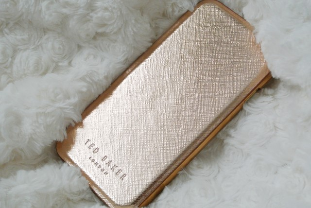 Ted Baker iPhone 6s Phone Case in Rose Gold Review
